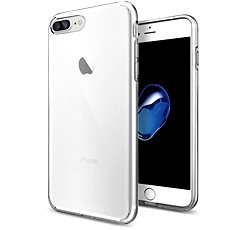 Spigen Liquid Crystal iPhone 7 Plus /8 Plus - Kryt na mobil