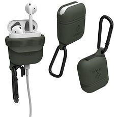 Catalyst Waterproof Case Army Green AirPods - Obal