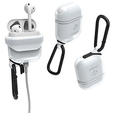 Catalyst Waterproof Case Frost White AirPods - Obal