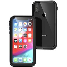 Catalyst Waterproof case Black iPhone X/XS - Pouzdro na mobilní telefon
