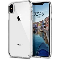 Spigen Ultra Hybrid Crystal Clear iPhone XS Max - Kryt na mobil