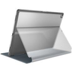 Speck Balance Folio Clear, Clear / Black - iPad 9.7 - Ochranný kryt