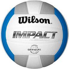 Wilson Impact Volleyball - Bulk Blue/silver - Volejbalový míč