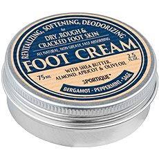 Sportique Foot Cream - Emulze