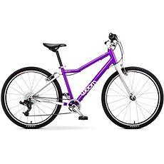 """Woom 5 purple - Dětské kolo 24"""""""