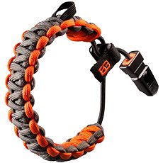 Gerber Bear Grylls, šedo-oranžový - Náramek