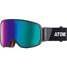 Atomic Revent L Fdl Hd Black - Lyžařské brýle