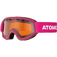 Atomic Savor Jr Berry/Pink - Lyžařské brýle