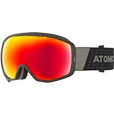 Atomic Count Stereo Black - Lyžařské brýle