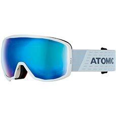 Atomic Count Jr Spherical White/Blue - Lyžařské brýle