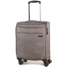 Rock TR-0161/3-S - béžová - Cestovní kufr s TSA zámkem