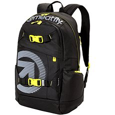 Meatfly Basejumper 4 Backpack, D - Městský batoh