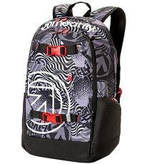 Meatfly Basejumper 4 Backpack, H - Městský batoh