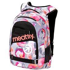 Meatfly Exile 3 Backpack, F - Městský batoh