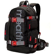 Meatfly Wanderer 4 Backpack, B - Městský batoh