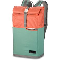 Dakine Section Roll Top Wet/Dry 28L Green - Městský batoh