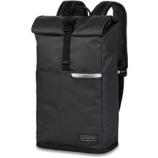 Dakine Section Roll Top Wet/Dry 28L Black - Městský batoh