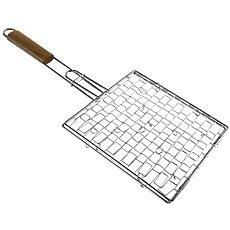 Xavax Grillovací rošt s dřevěnou rukojetí - Grilovací rošt