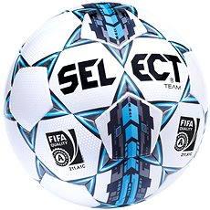 Select FB Team FIFA bílo modrý - Fotbalový míč