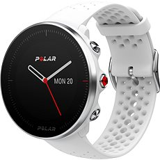 Polar Vantage M bílý (velikost M/L) - Chytré hodinky