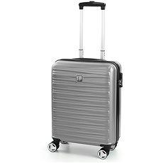Modo by Roncato Houston 55 stříbrná - Cestovní kufr s TSA zámkem