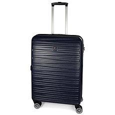 Modo by Roncato Houston 77 cm, 4 kolečka, šedá - Cestovní kufr s TSA zámkem