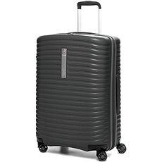 Modo by Roncato Vega 68 cm, 4 kolečka, EXP., šedá - Cestovní kufr s TSA zámkem