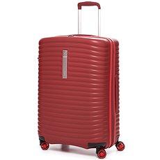 Modo by Roncato Vega 68 cm, 4 kolečka, EXP., červená - Cestovní kufr s TSA zámkem