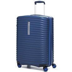 Modo by Roncato Vega 68 cm, 4 kolečka, EXP., modrá - Cestovní kufr s TSA zámkem