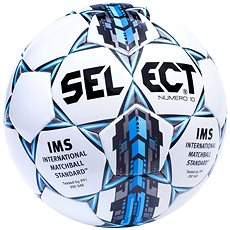 Select Numero 10 IMS WB vel. 5 - Fotbalový míč