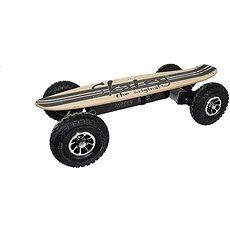 Skatey 900 Off-road wood jeans - Elektro longboard