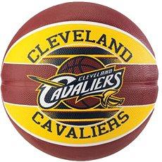 Spalding NBA team ball Cleveland Cavaliers vel. 5 - Basketbalový míč
