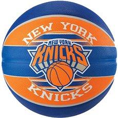 Spalding NBA team ball NY Knicks vel. 7 - Basketbalový míč
