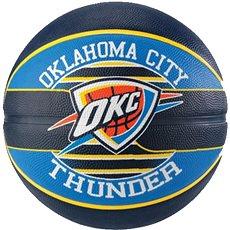 Spalding NBA team ball Oklahoma City Thunder vel. 7 - Basketbalový míč