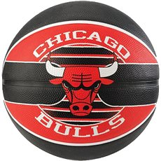 Spalding NBA team ball Chicago Bulls - Basketbalový míč