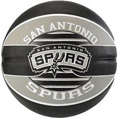 Spalding NBA team ball SA Spurs vel. 7 - Basketbalový míč
