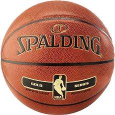 NBA Gold in/out - Basketbalový míč