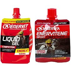 ENERVIT Liquid Gel Competition (60 ml) s kofeinem - Energetický gel