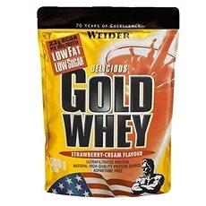 Weider Gold Whey 500g - různé příchutě - Protein