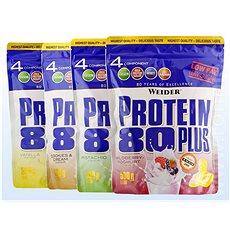 Weider Protein 80 Plus různé příchutě 500g - Protein