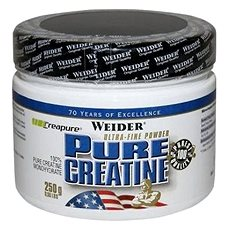 Weider Pure Creatine - více variant - Kreatin