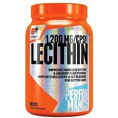 Extrifit Lecithin 1200mg 100 cps - Spalovač tuků