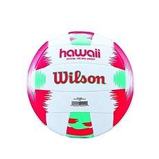 Wilson Avp Hawaii Vb Red/Teal - Beachvolejbalový míč