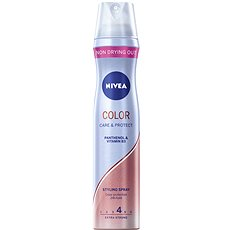 NIVEA Color Care & Protect 250 ml - Lak na vlasy