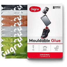 Sugru Mouldable Glue 8 pack - barevný mix - Lepidlo