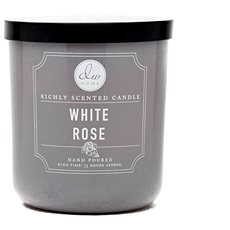 DW HOME White Rose 275 g - Svíčka