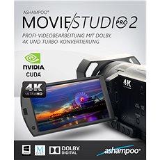 Ashampoo Movie Studio Pro 2 (elektronická licence) - Střihový software