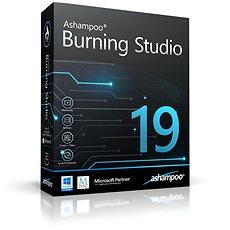 Ashampoo Burning Studio 19 (elektronická licence) - Vypalovací software