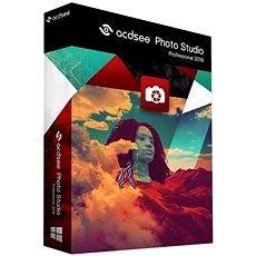 ACDSee Photo Studio Professional 2019  EN (elektronická licence) - Grafický software