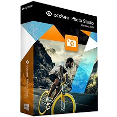 ACDSee Photo Studio Standard 2019  EN (elektronická licence) - Grafický software